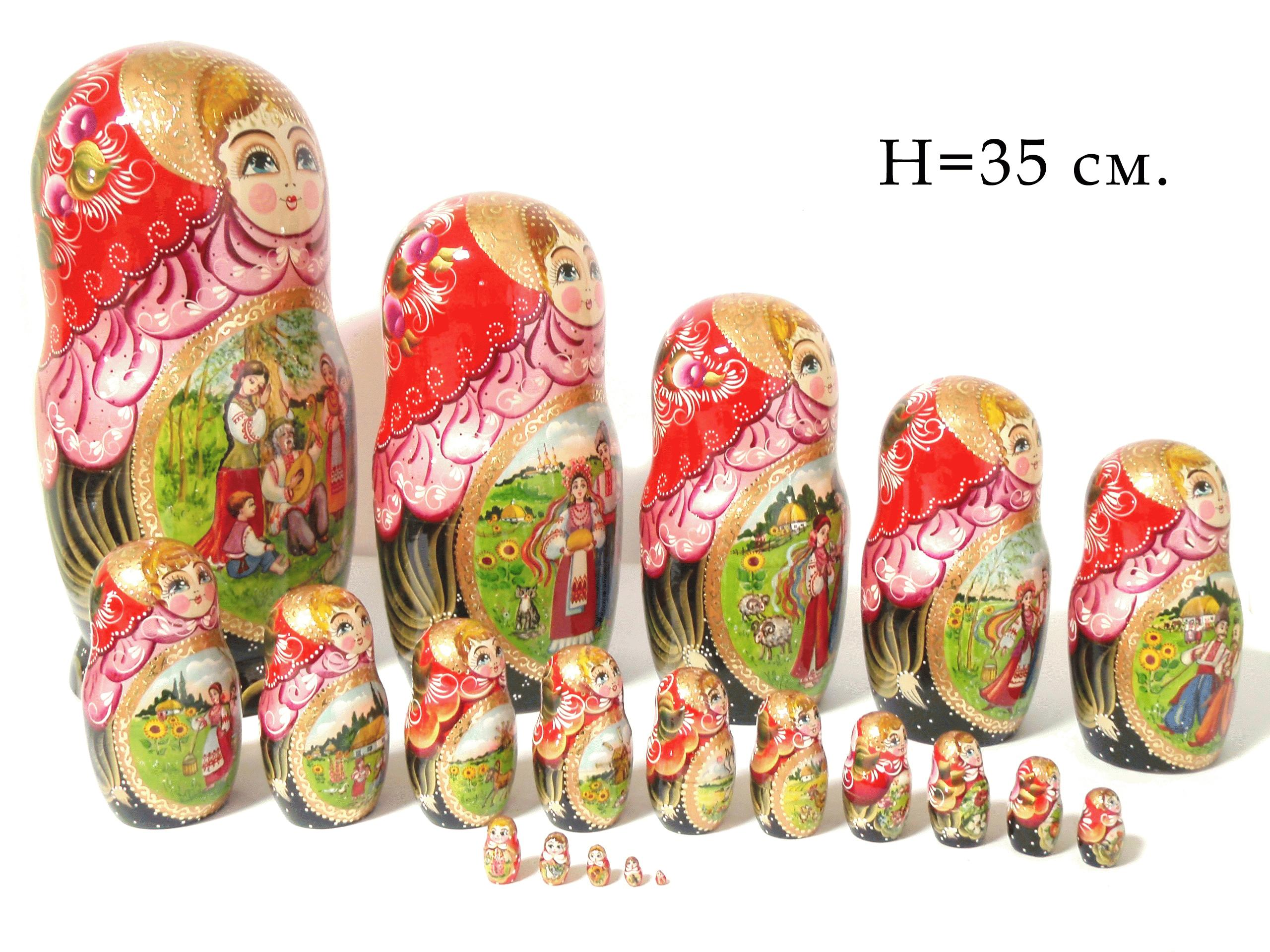 big matryoshka doll on matryoshka biz