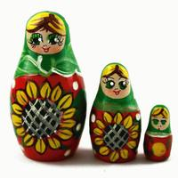 Sunflower matryoshka