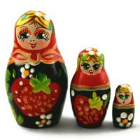 Strawberry matryoshka