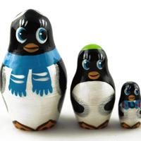 Penguins dolls