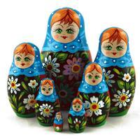 Daisies matryoshka