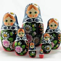 Black Matryoshka