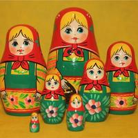Traditional doll