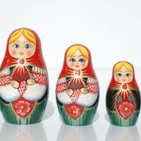 伝統的な人形