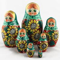 Green Matryoshka