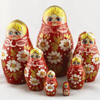 Red Matryoshka