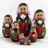 Strawberries Matryoshka