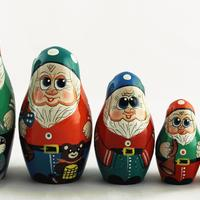 Dwarves Matryoshka