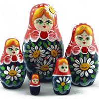 伝統的な積み重ね人形
