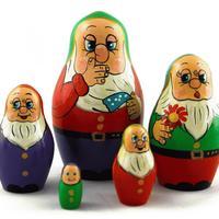 Dwarves dolls