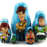 Toy story matryoshka