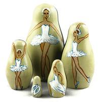 Balet nesting dolls
