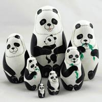 Pandas matryoshka