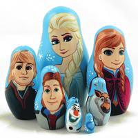 Frozen Elsa matryoshka