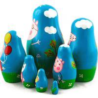 Peppa Pig nesting dolls