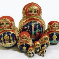 Matryoshka Moscow