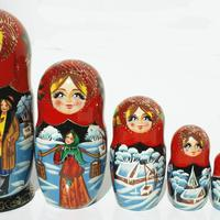 Winter dolls