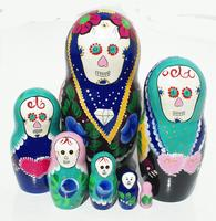 Colorful matryoshka