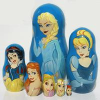 Seven Princesses