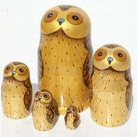 Brown owls