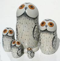 Polar owl