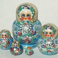 Wholesale wooden toys dolls
