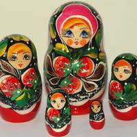 Matryoshka with Strawberries