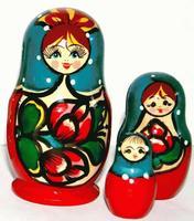 Small matryoshka