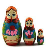 Matryoshka Rusland dukker