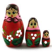 Matryoshka kwiat