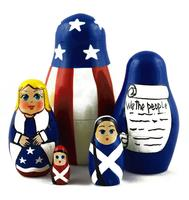 USA matryoshka