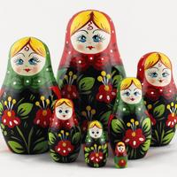 Kwiat Matryoshka