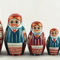 Białoruskie Matryoshka