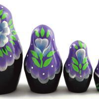 Babuskas violetas