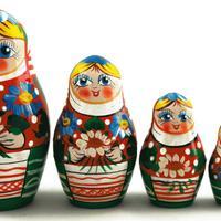 Дървени кукли