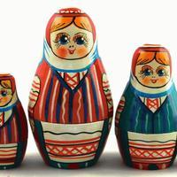 Belarus stil dukker