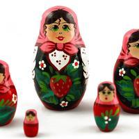 Φράουλα κούκλες