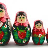 イチゴ人形