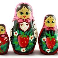 Strawberry dolls