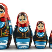 Matrioska de Bielorrusia