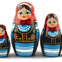 Matrjoška Bělorusko