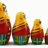 Easter Holiday matryoshka