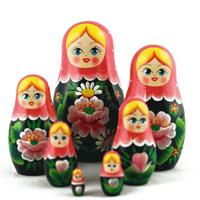 Muñecas de flores