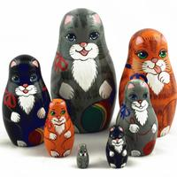 Cats matryoshka