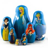 Siedem księżniczki