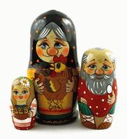Бабушка куклы