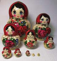 Matryoshka 10pc