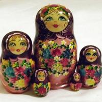 Vineuse matryoshka