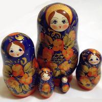 Синя кукли