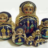 Matrioska di Mosca